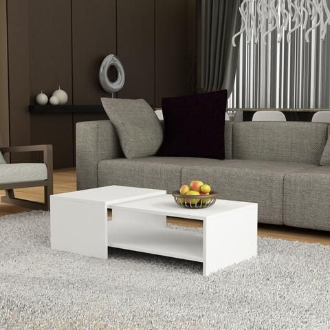 yalo detachable coffee table in white modern stylish design www rh pinterest com