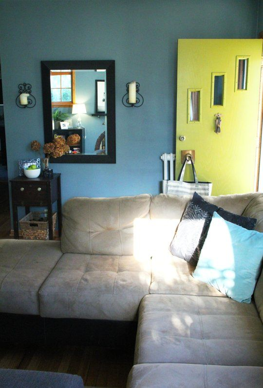 front door opening straight into a living room arrangement rh pinterest com