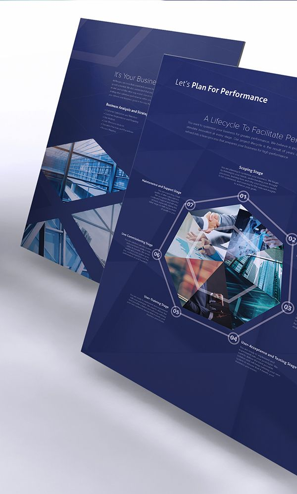 Plexure Singapore CRM Software brochure design on Behance Idee - software brochure