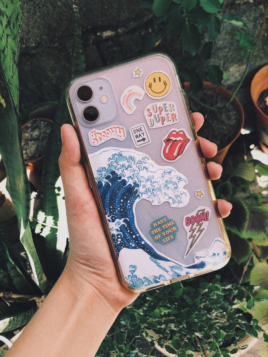 Iphone 11 aesthetic case | Diy phone cases iphone, Diy ...
