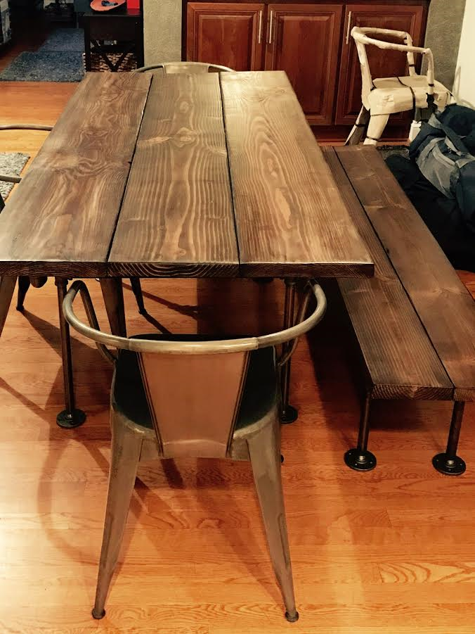 pin by modern industrial furniture on modern industrial dining rh pinterest co uk