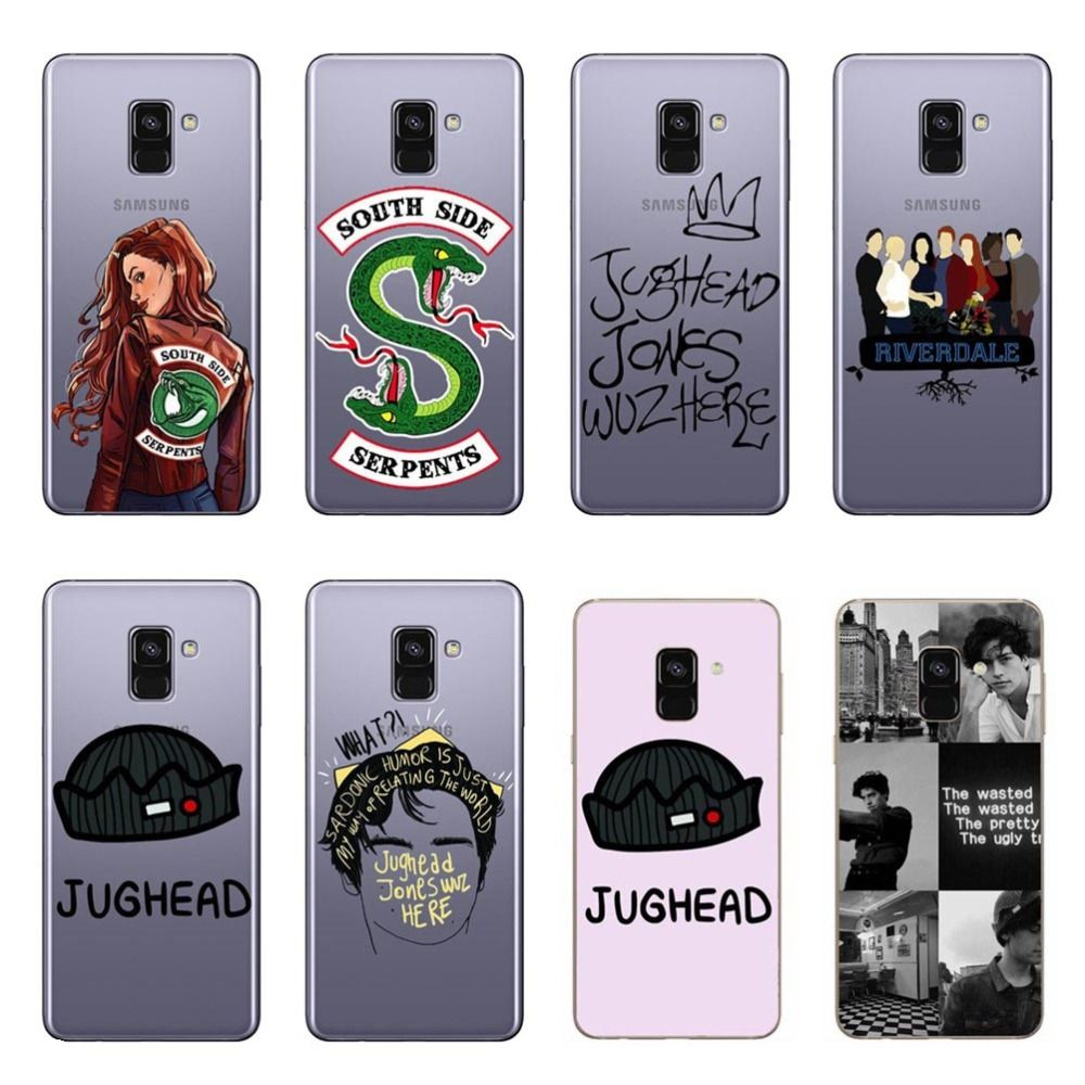 Find More Phone Pouch Information About American Tv Riverdale I D Rather Be At Pop S Soft Tpu Phone Case For Samsung S6 S6edge S8 S9 Riverdale Phone Cases Case