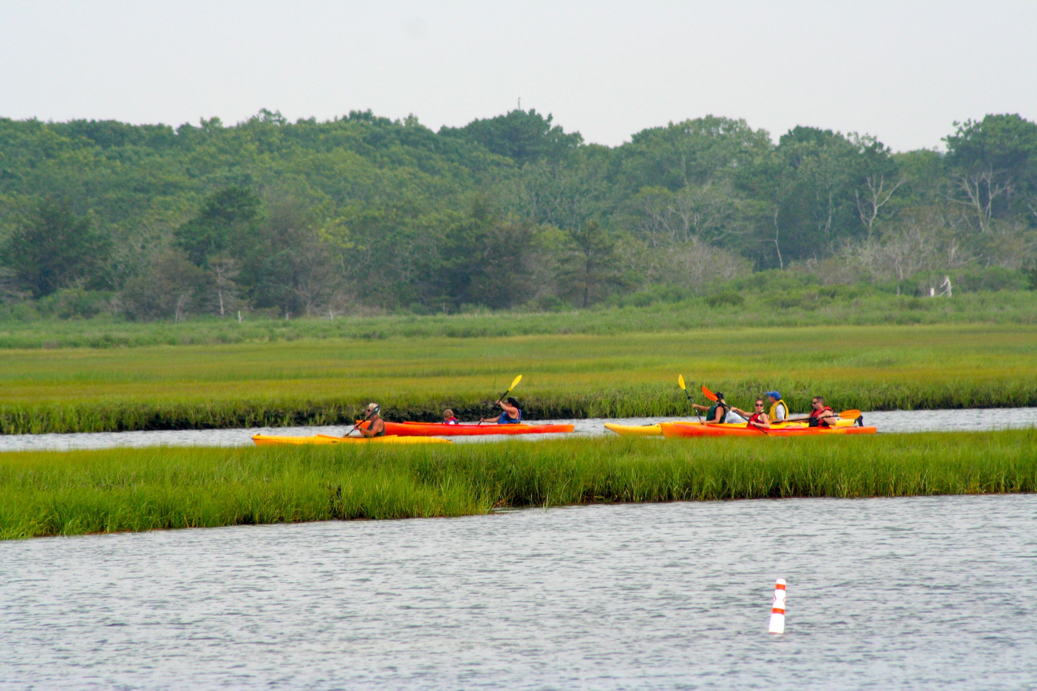 Kayaking In Yarmouth Ma On Beautiful Cape Cod Yarmouth Cape Cod Scenic
