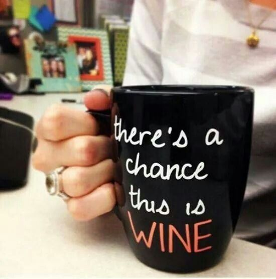 My kind of cup