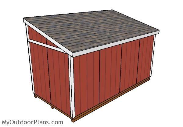 large shed doors plans myoutdoorplans free woodworking plans and rh pinterest com