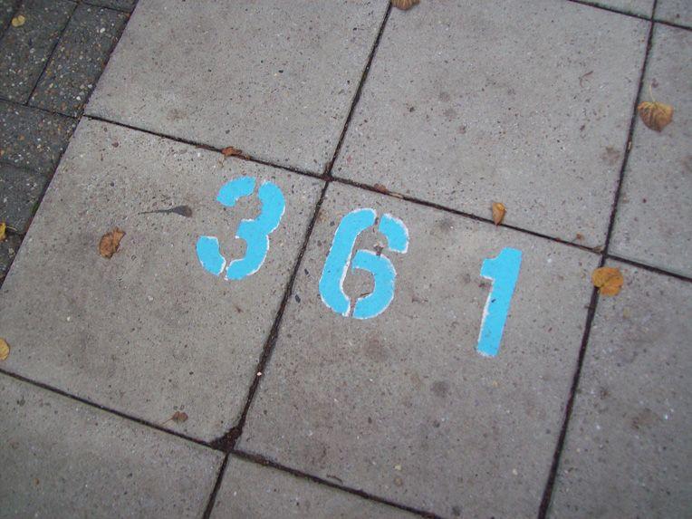 361 pavement