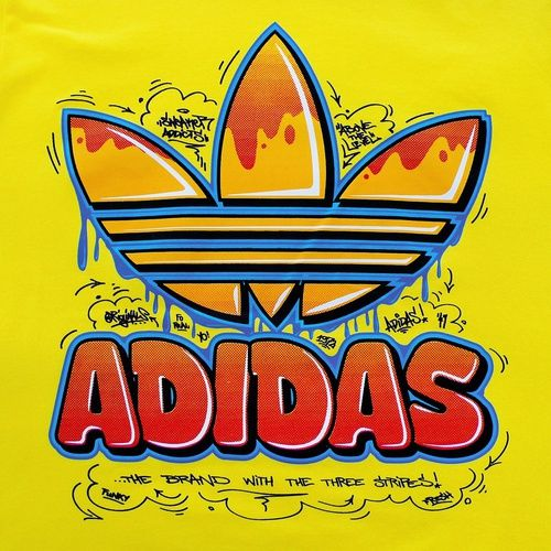 #graffiti #art #adidas | Adidas | Pinterest | Graffiti art ...