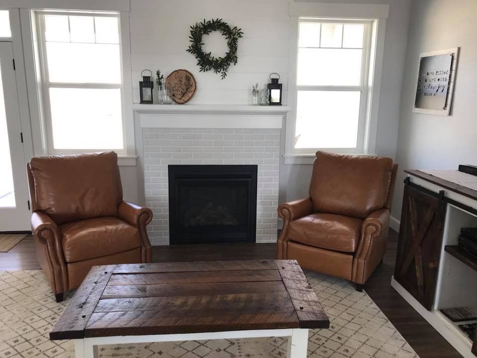 pottery barn they are called the james in the leather statesville rh pinterest com