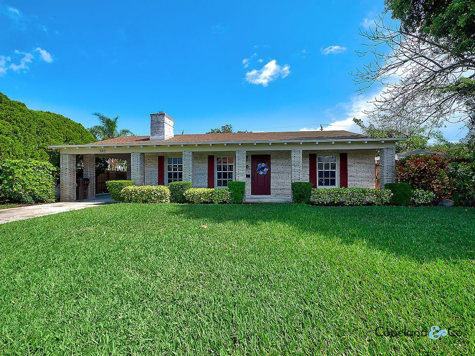 941 Paseo Palmera Vedado West Palm Beach Single Family Home For Sale Historic Homes For Sale West Palm Beach West Palm