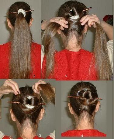 Stylish Hair Sticks Hair Styles Stylish Hair Hair