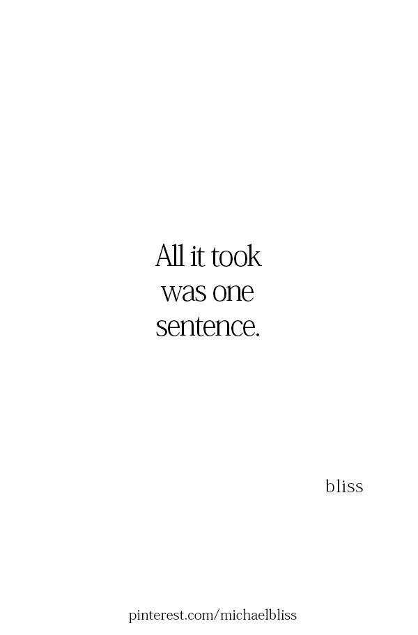 actions speak louder than words sentence