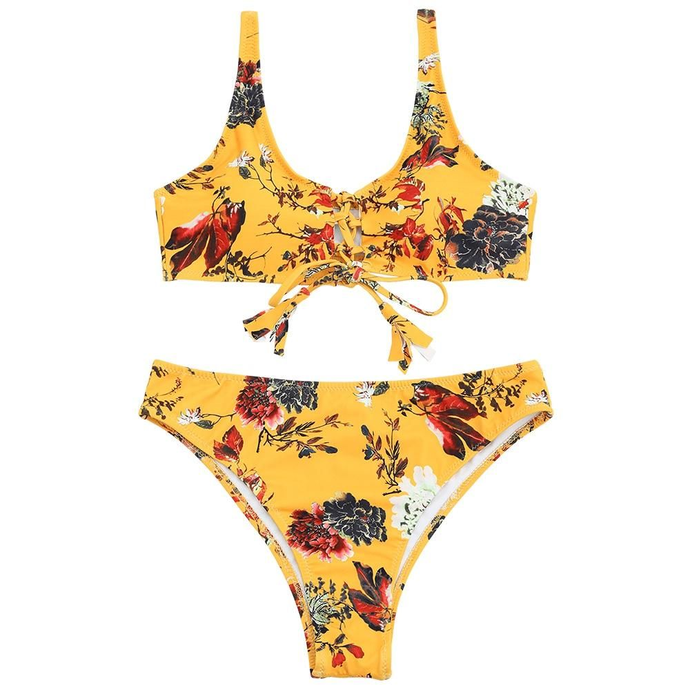 Swimwear Type Bikini Gender For Women Material