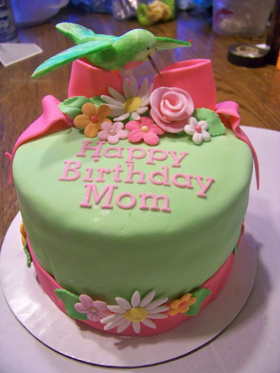 Hummingbird Birthday Cake Sugar Spice Pinterest Hummingbird