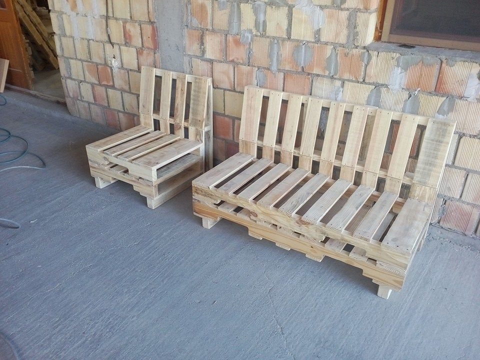 7 diy furniture to build with pallets pallet furniture diy house rh pinterest com au