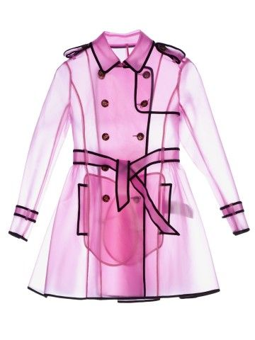 Transparent Trench