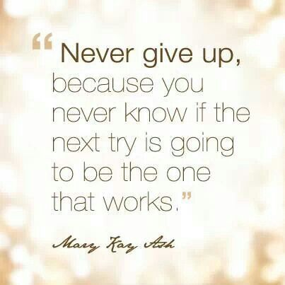 Some Days Are Harder Than Others Just Dont Give Up Because We Aren