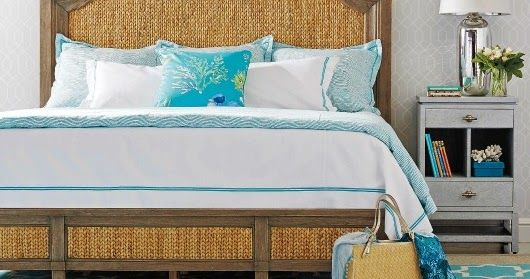 Beds Headboards For Coastal Decorating Style