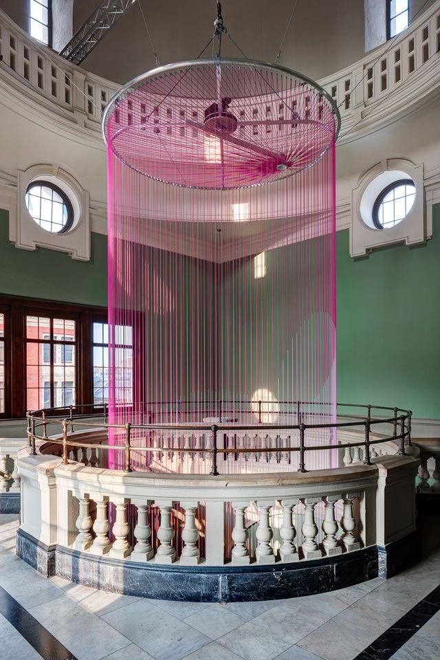 The Green Room, Victoria & Albert Museum. Glithero