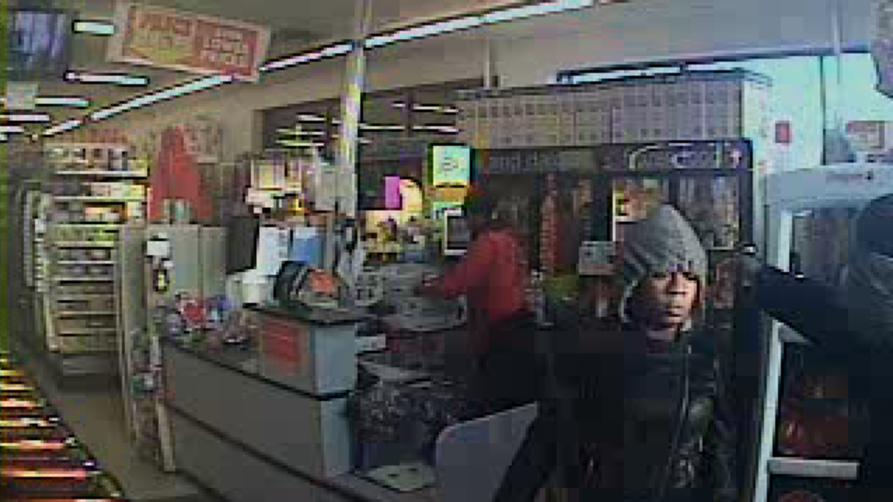 A Family Dollar store was robbed at gunpoint Tuesday evening on Detroit's west side.