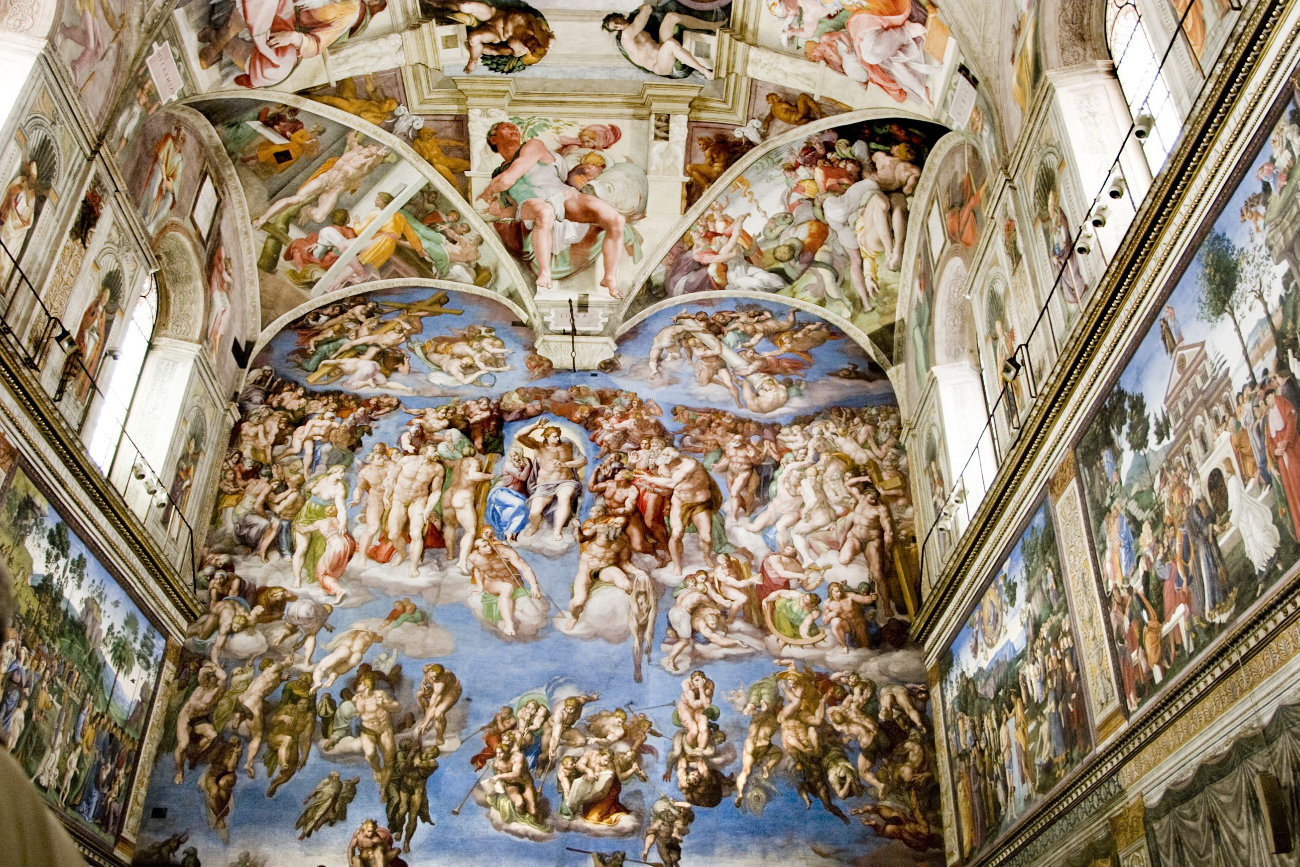When will the Sistine Chapel open after the Papal Conclave ...