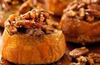 Maple pecan sticky buns