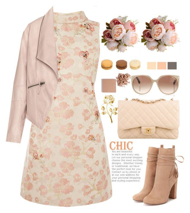 """""""in search of autumn🌸🌸🍁🍁🍁"""" by licethfashion ❤ liked on Polyvore featuring Zizzi, Chanel, Trish McEvoy and Tom Ford"""