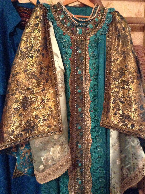Боярский костюм картинки