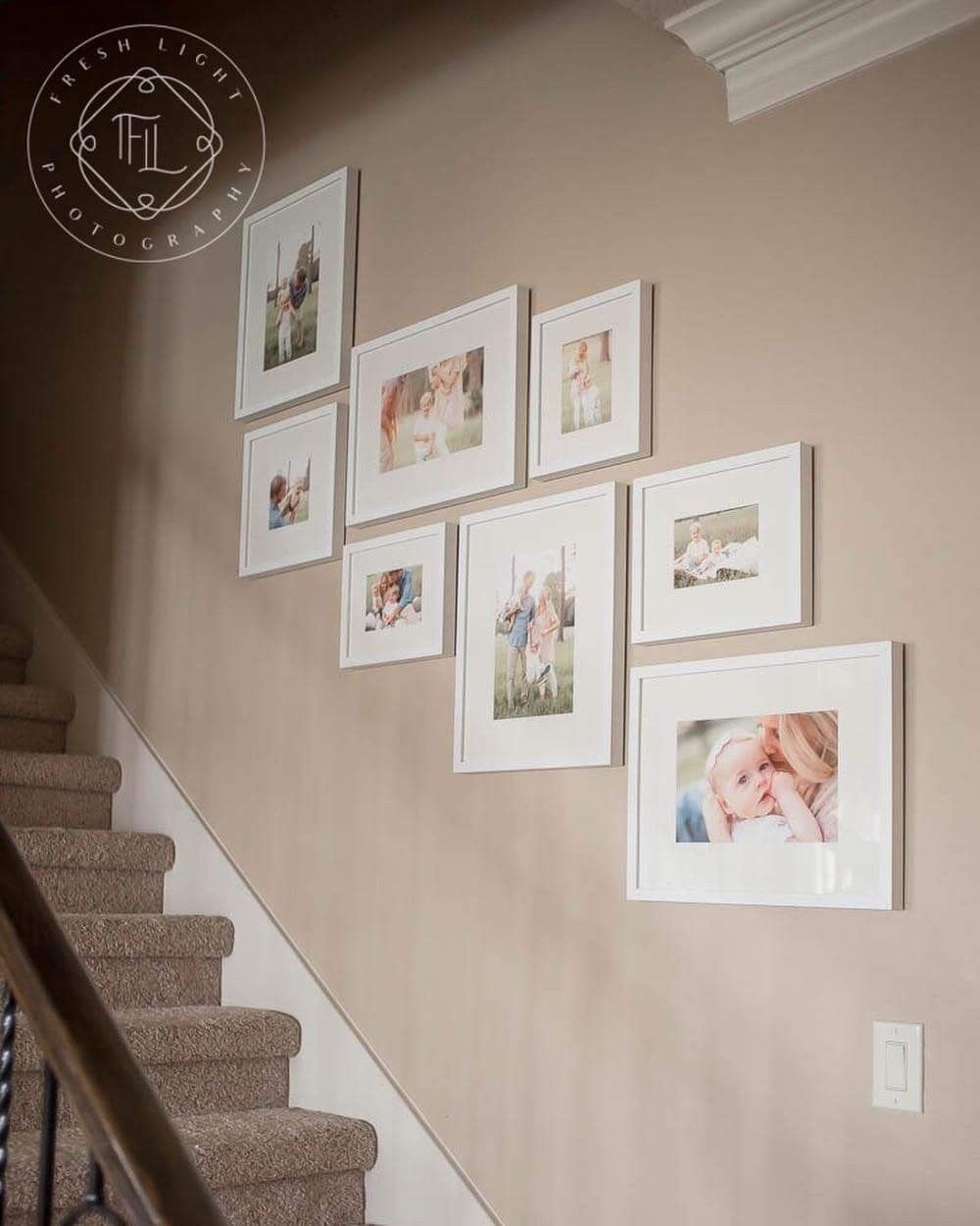 Pin By Kylee Kennington On Photography Staircase Wall Decor