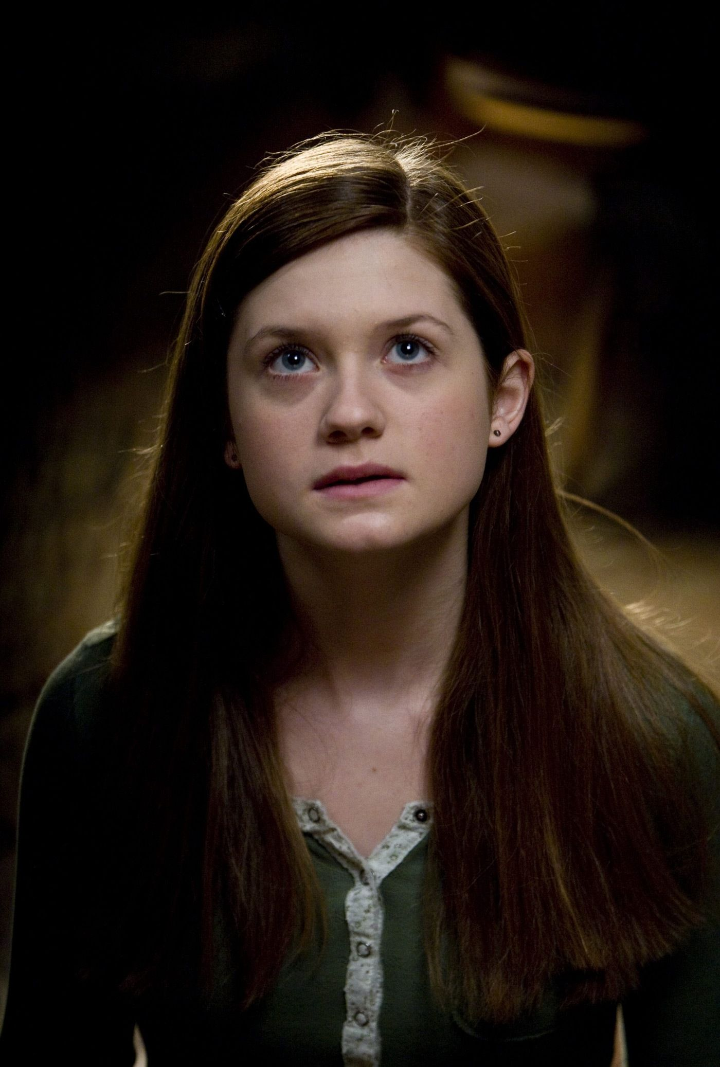 Ginny Weasley | my super awesome friend just went to hp ...