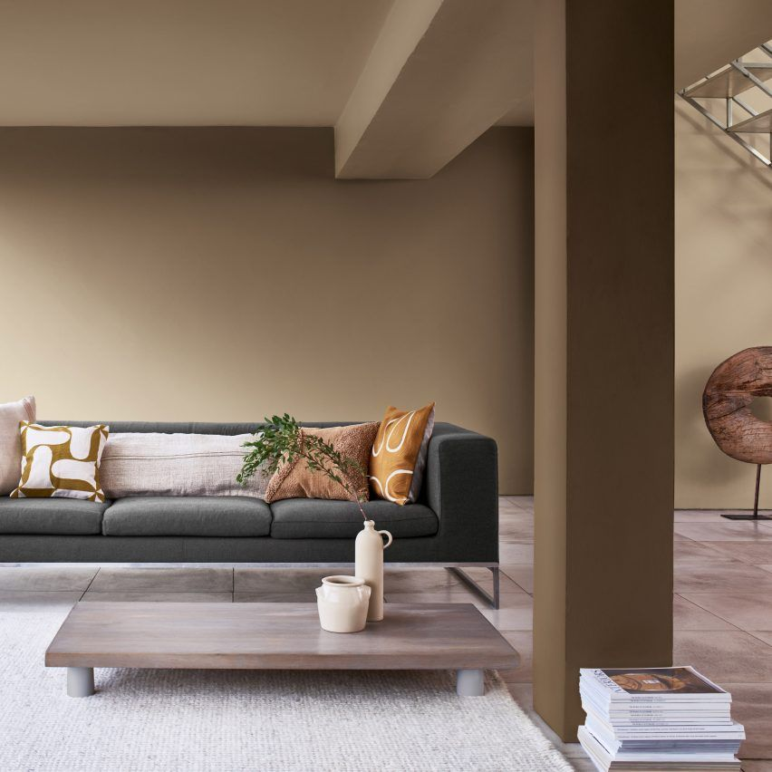 brave ground named colour of the year for 2021 in 2020 on paint colors for 2021 living room id=91520
