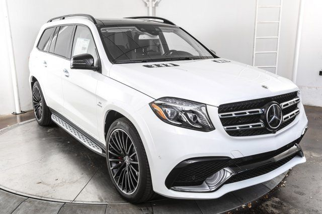 Cars For Sale New 2017 Mercedes Benz Gls 63 Amg 4matic For Sale In