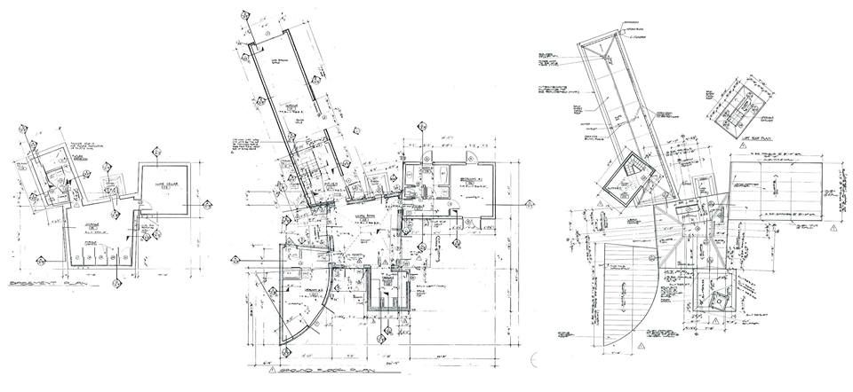 Ofhouses Ofhouses S Photos Guest House Plans Frank Gehry Architecture Plan