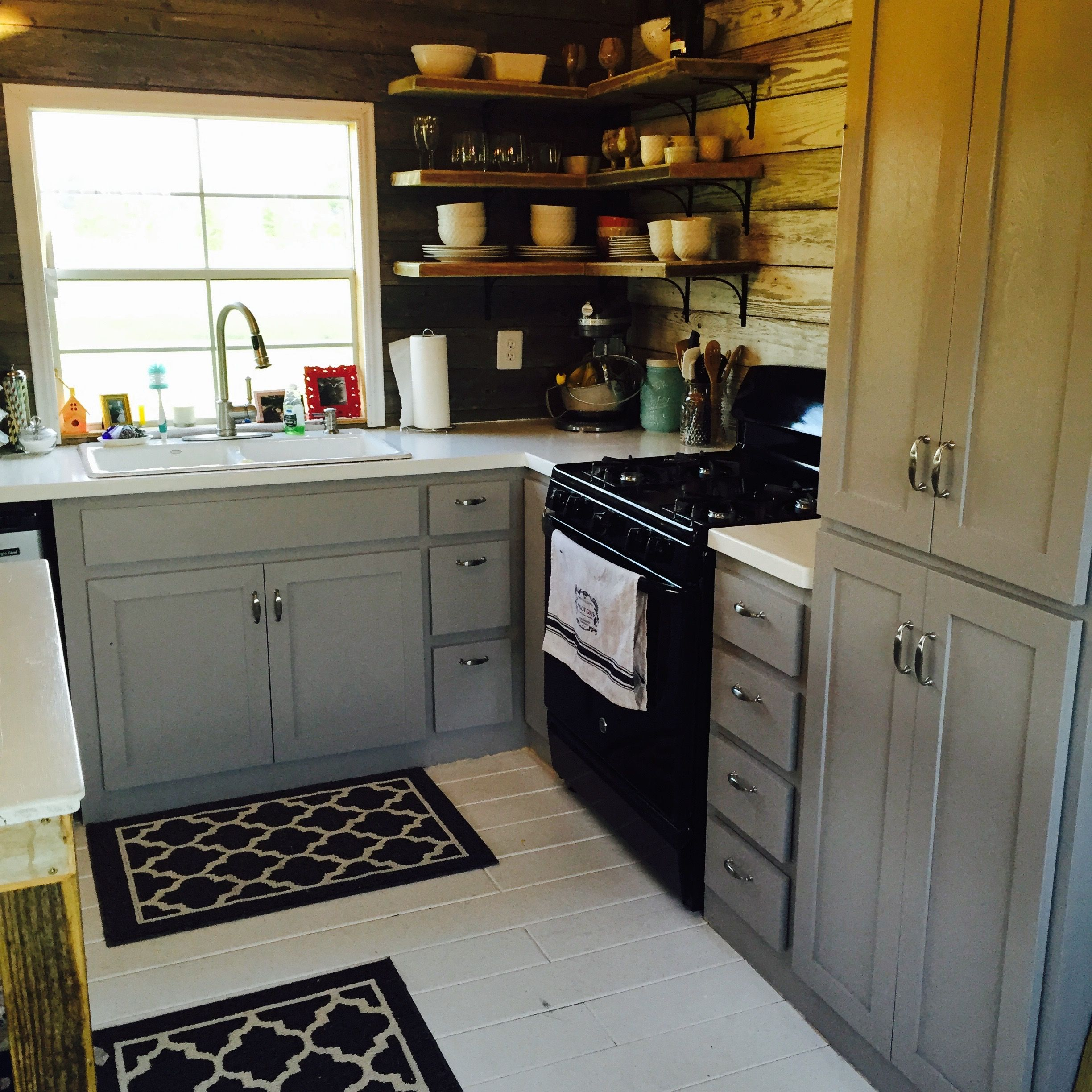 Conroe Tiny House *must be moved by a mobile home or house