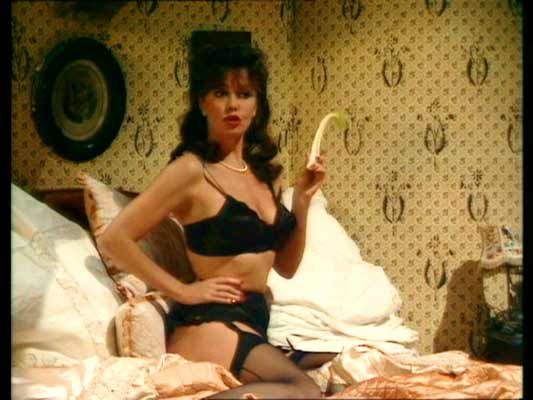 Vicki Michelle Celebrities In Stockings Hold Ups