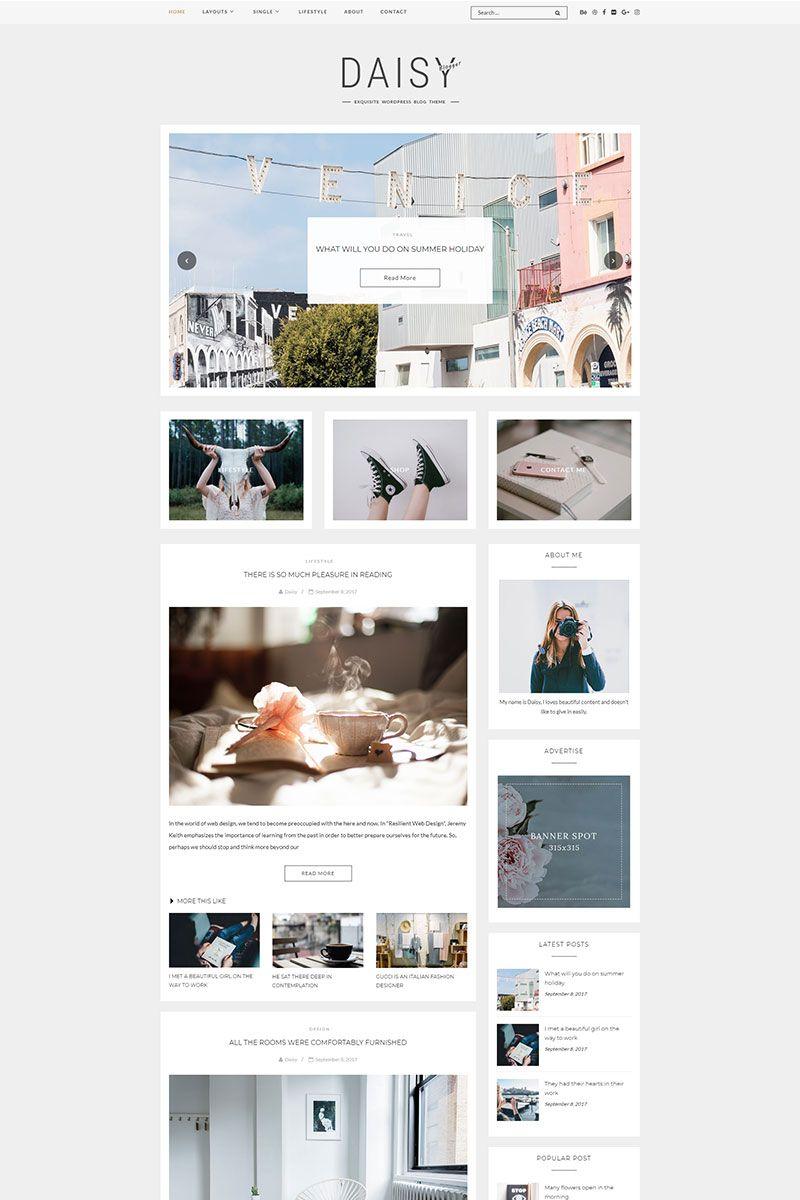 template id 69077 網 pinterest wordpress theme web design
