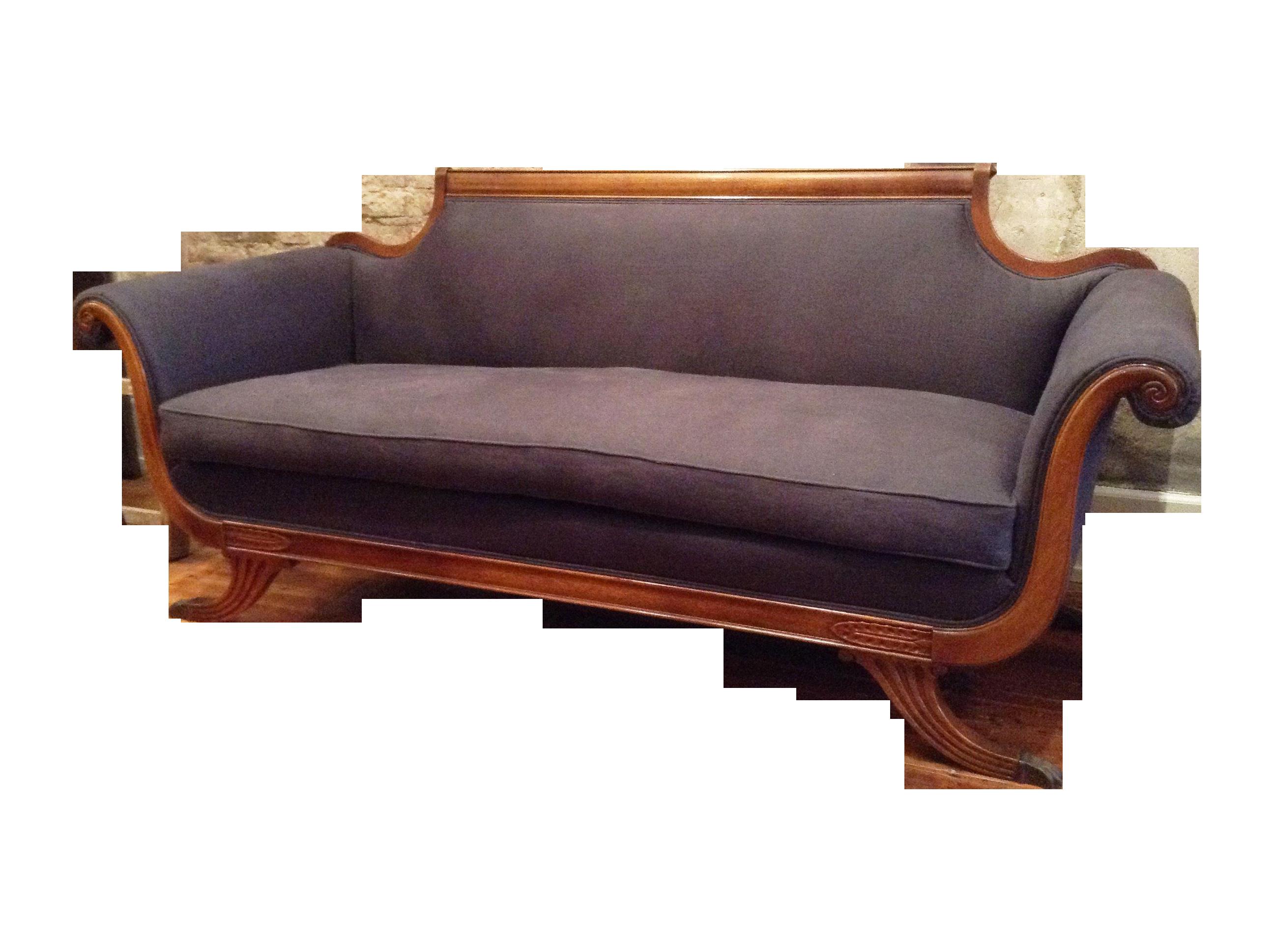 Federalist Style Sofa