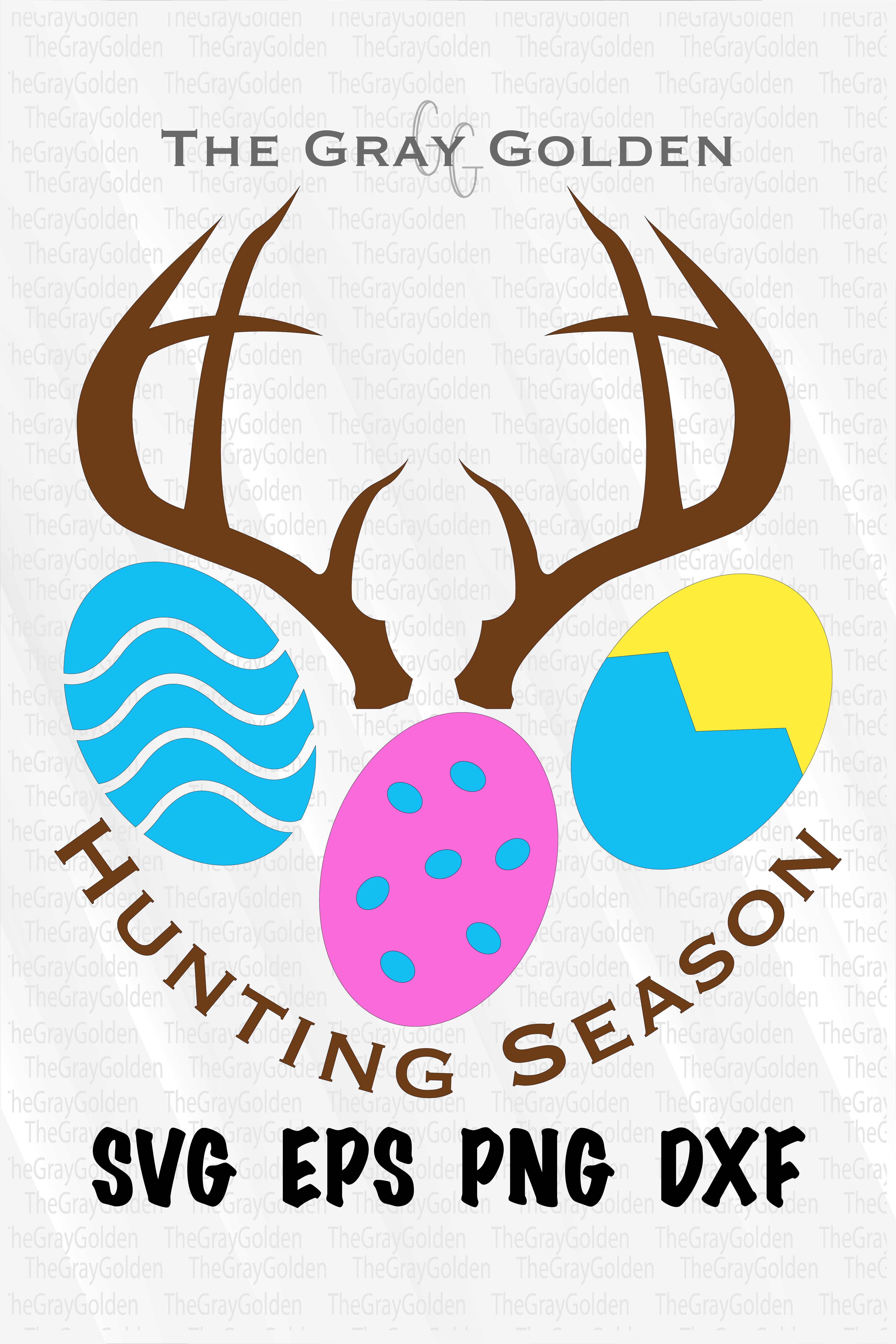 Download Hunting Season Svg: Design