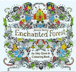 Enchanted Forest Adult Coloring Book HatsForWomenDrawing