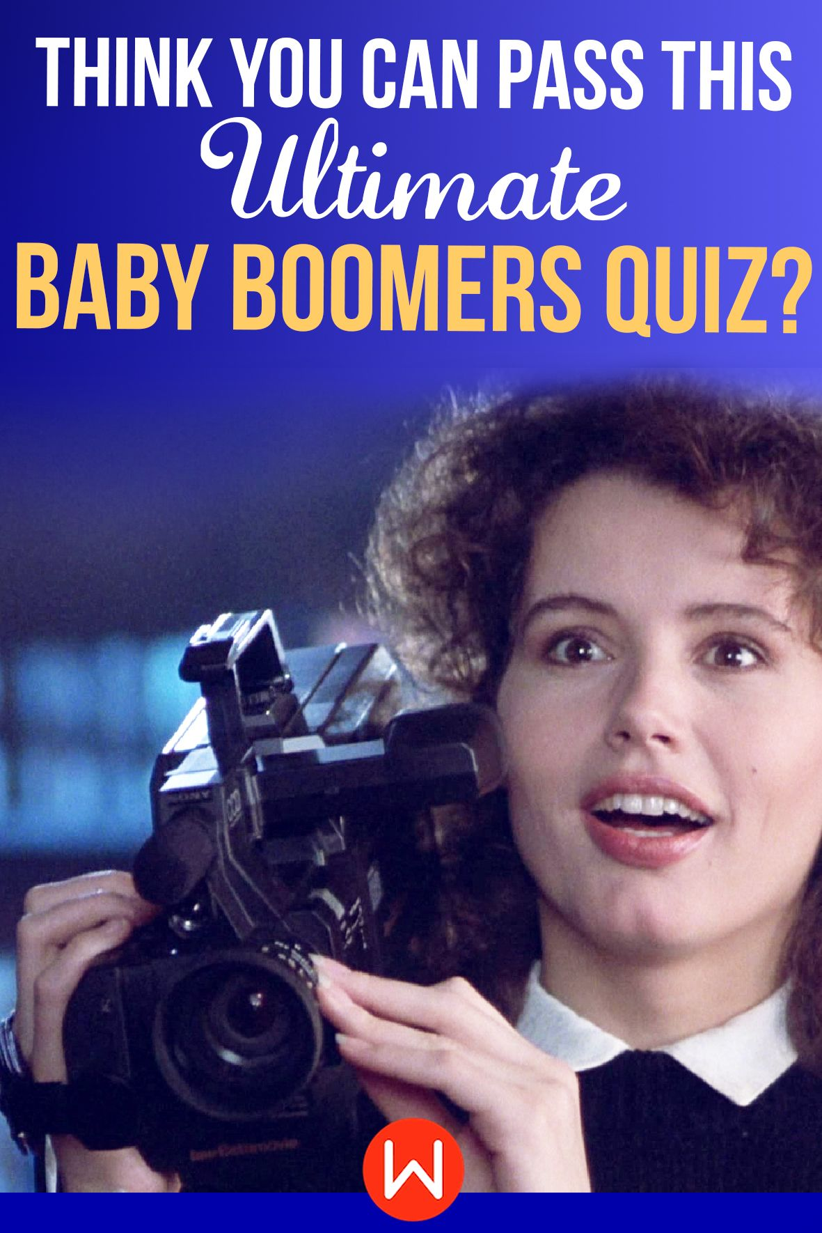 Quiz: Think You Can Pass This Ultimate Baby Boomers Quiz ...