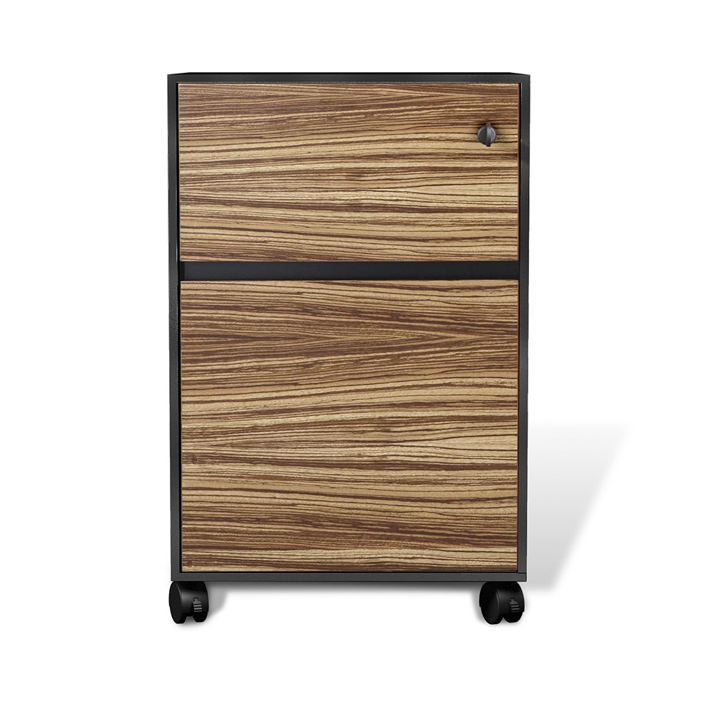 Jesper Office 400 Series Unique Furniture Filing Cabinet Mobile File Cabinet