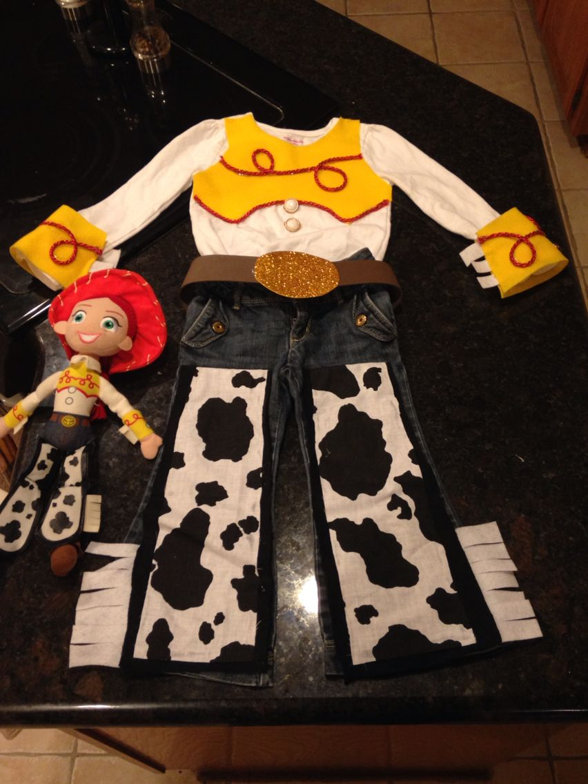 Jessie from Toy Story costume More 45ef2eb6a01
