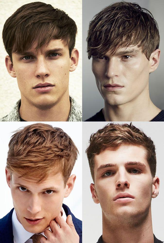 textured hairstyles men