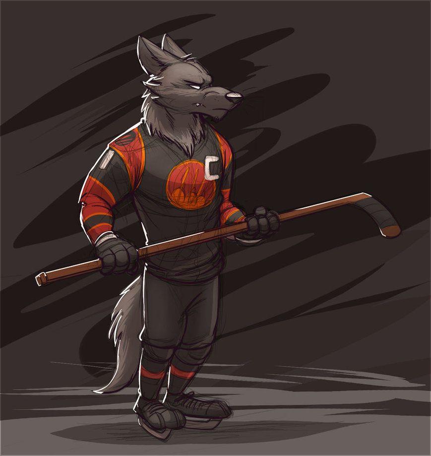 нашей картинки арт животные хоккей гнойник