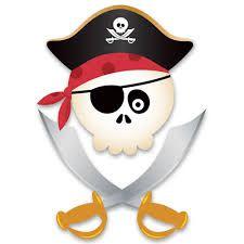 Resultado De Imagen Para Dibujos De Calaveras Infantiles Imagenes De Piratas Calaveras Dibujos Calavera Pirata