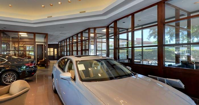 Sewell Lexus, Dallas, TX Google Business View, Http://gokyros.
