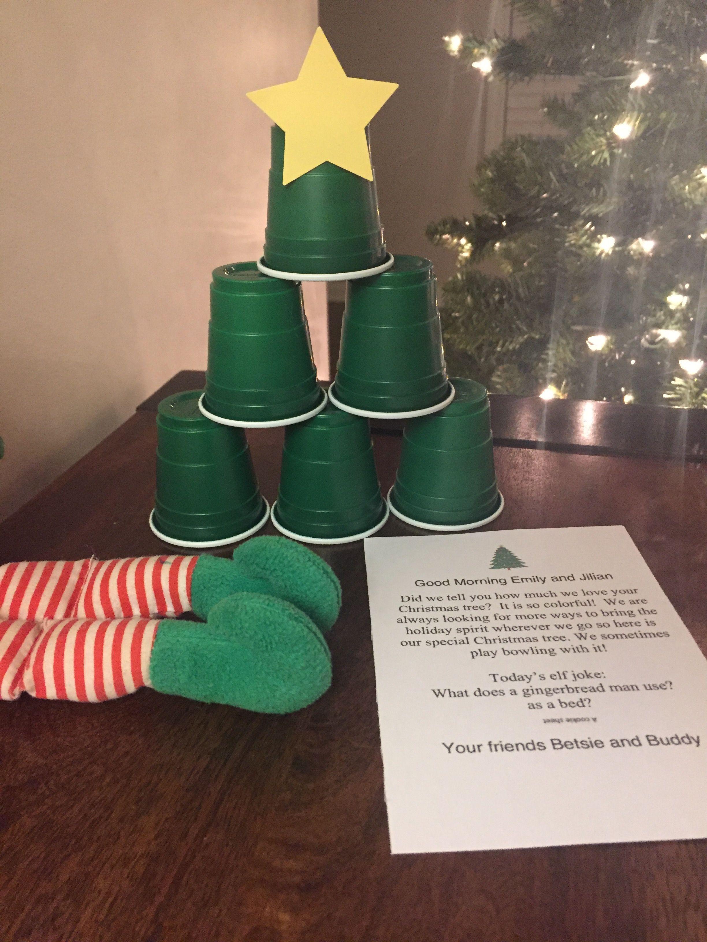 Elf Activity Idea