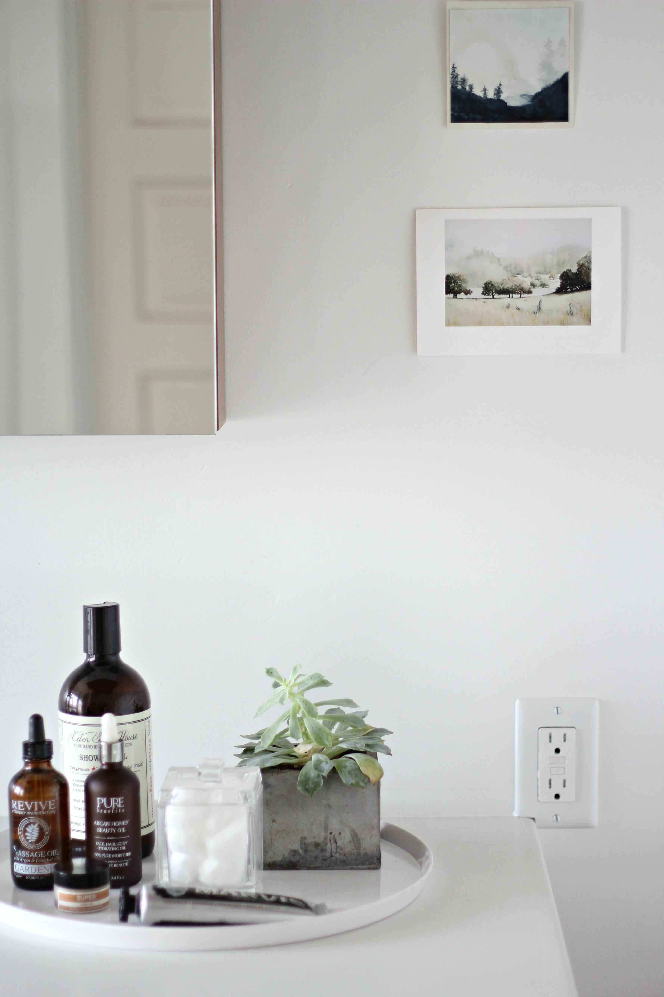 Bathroom Designed By Kirsten Grove Of Simply Grove House