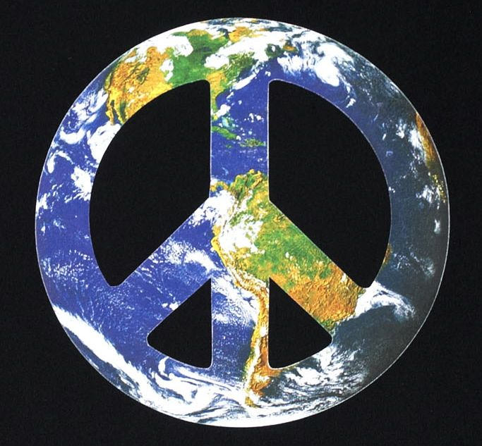 People Need To Like The Peace Sign For What It Represents And Not