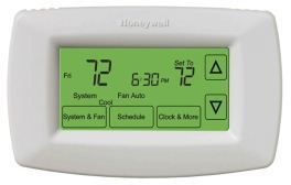 Amazon.com: Honeywell RTH7600D Touchscreen 7-Day Programmable Thermostat: Home Improvement