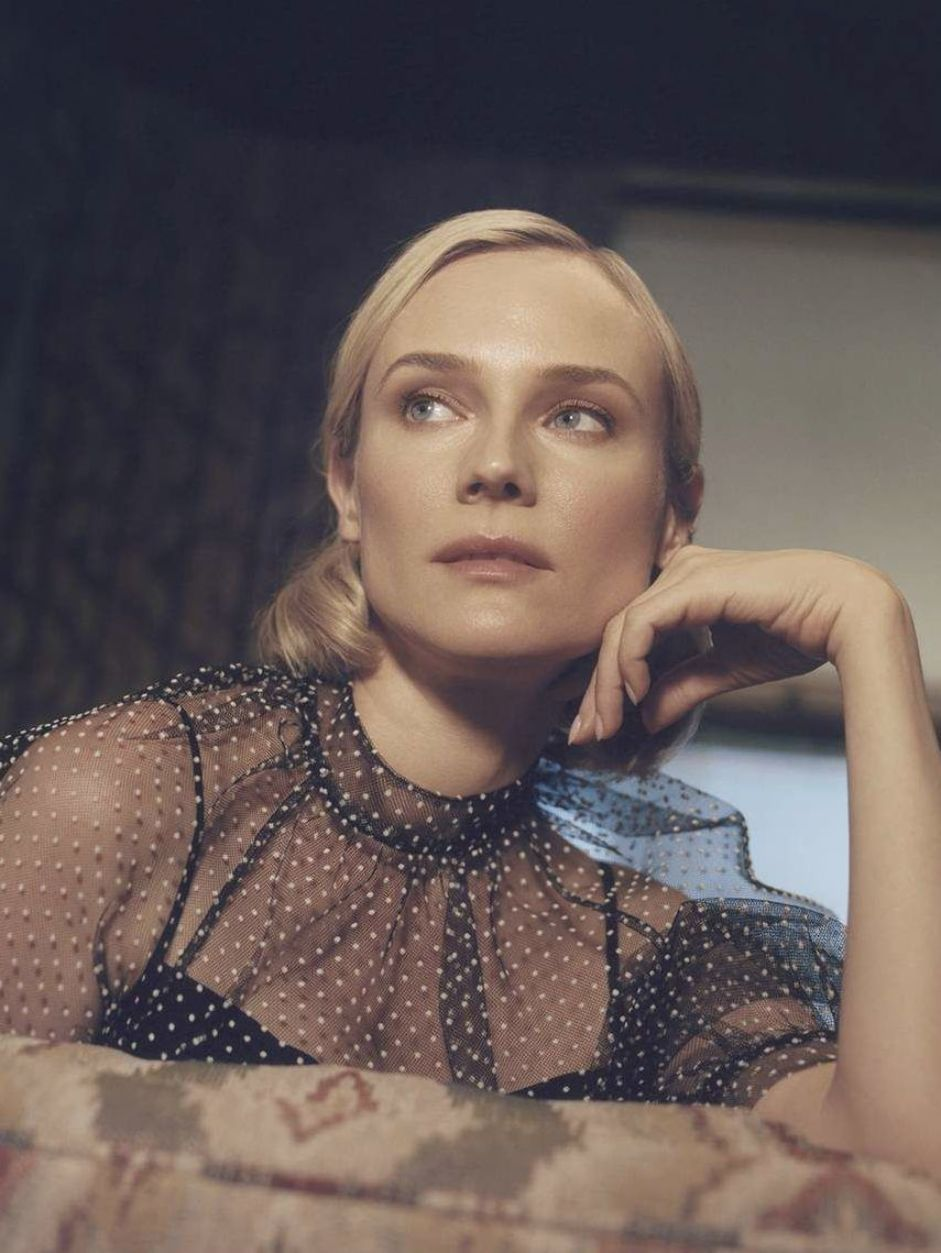 Diane Kruger Talks Family Life Motherhood New Movies 2019